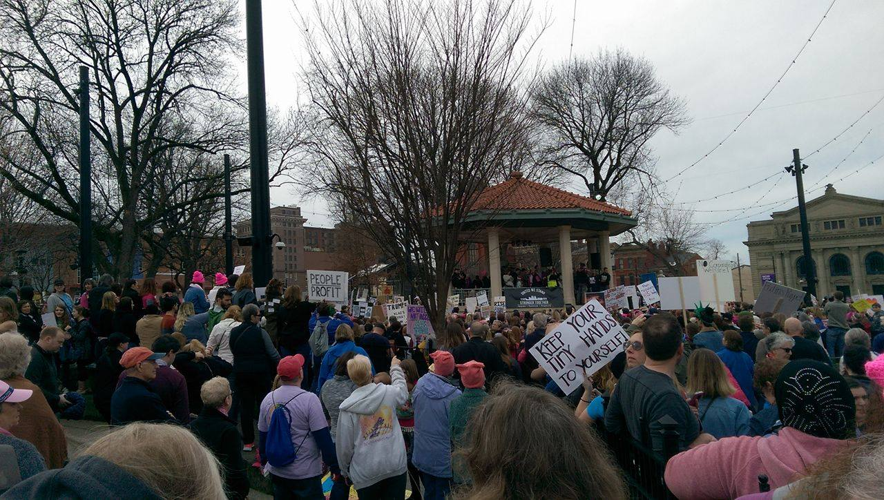 Women's March Cincinnati